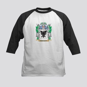 Moriarty Coat of Arms - Family Cre Baseball Jersey