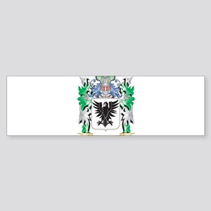 Moriarty Coat of Arms - Family Cres Bumper Sticker