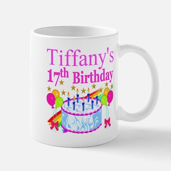 PERSONALIZED 17TH Mug