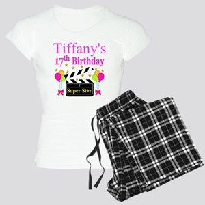 PERSONALIZED 17TH Women's Light Pajamas
