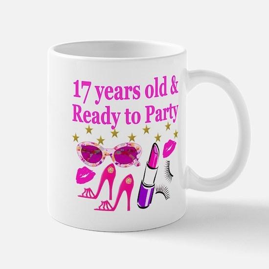 17TH BIRTHDAY Mug