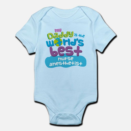 Nurse Anesthetist Gifts for Kids Infant Bodysuit