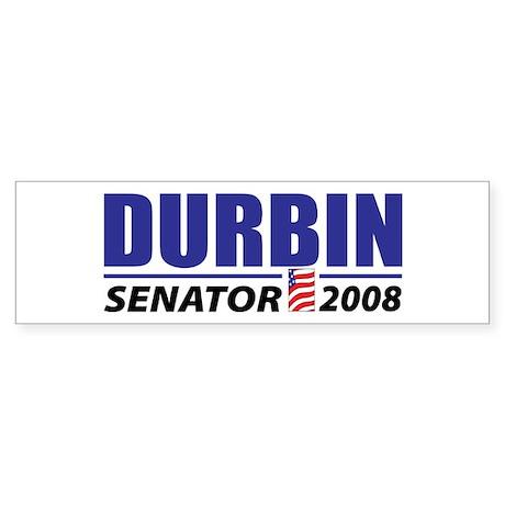 Dick Durbin Bumper Sticker