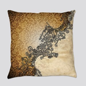 Wonderful vintage design Everyday Pillow