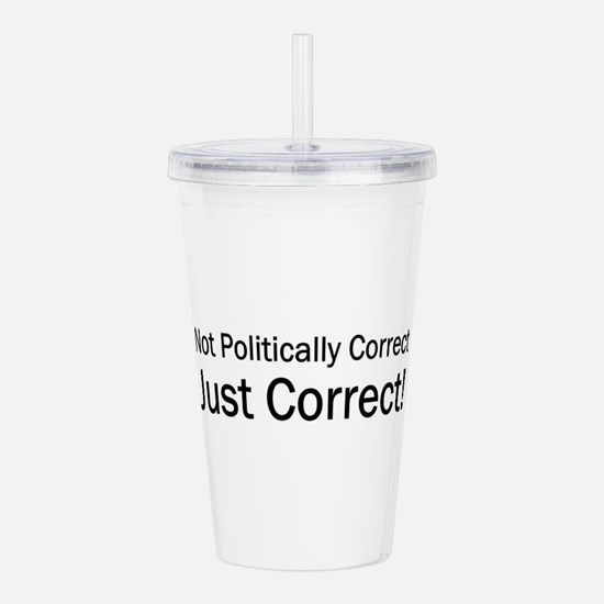 Funny Election Acrylic Double-wall Tumbler