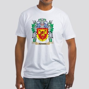Morris- Coat of Arms - Family Crest T-Shirt