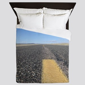 Route 66 Queen Duvet