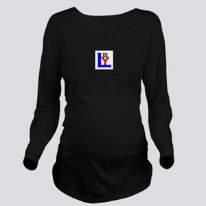 LoveYouBuddy Long Sleeve Maternity T-Shirt
