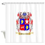 Stepanovic Shower Curtain