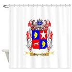 Stepanichev Shower Curtain