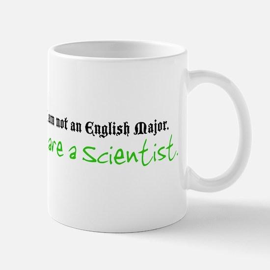 I are a Scientist Mug
