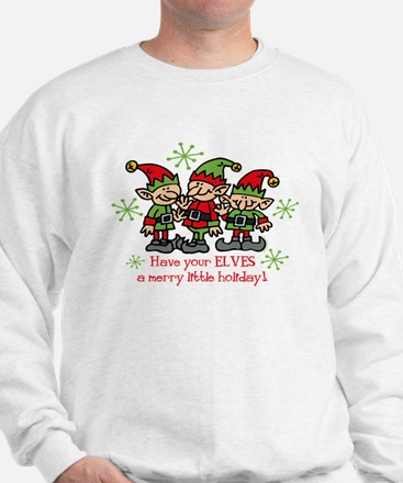 Merry Elves Sweatshirt
