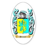Stenner Sticker (Oval 50 pk)