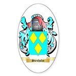Stenholm Sticker (Oval 50 pk)