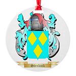 Stenback Round Ornament