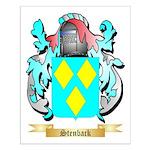 Stenback Small Poster