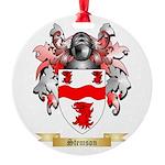 Stemson Round Ornament