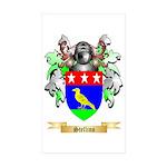 Stellino Sticker (Rectangle 50 pk)
