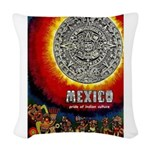 Vintage Mexico Aztec Calendar Travel and Tourism P