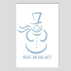 Ice Day Postcards (Package of 8)