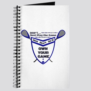 OWN YOUR GAME dbws Journal