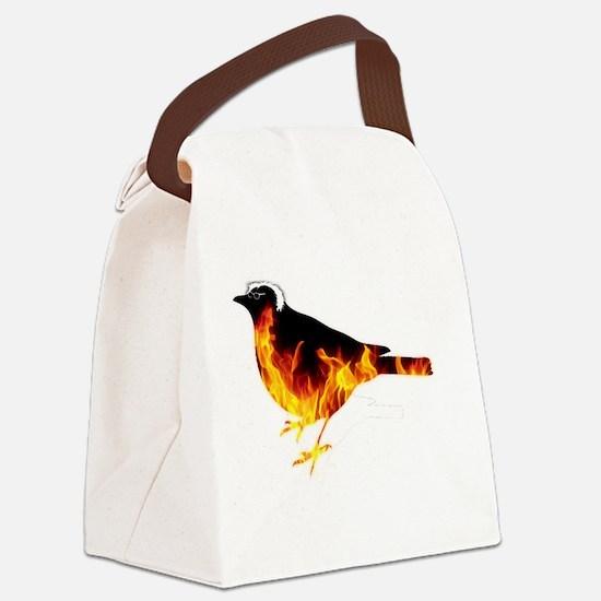 Funny Bern Canvas Lunch Bag