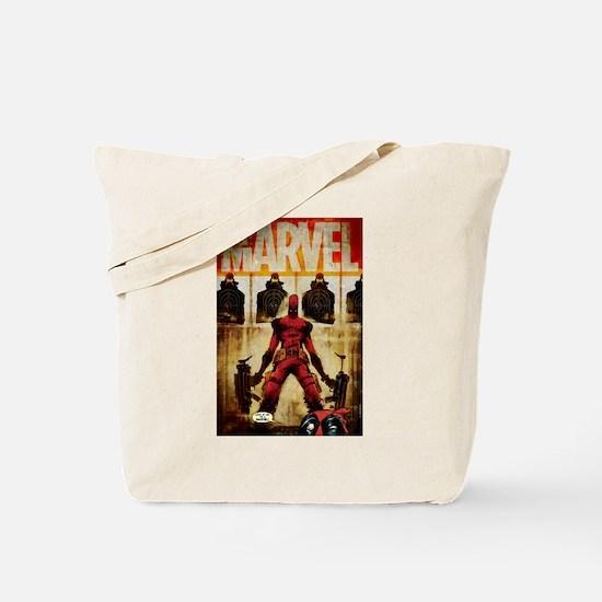 Deadpool Marvel Tote Bag