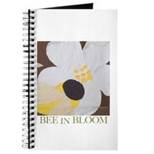 """Bee In Bloom"" Journal"