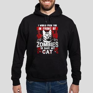 Save My Cat! Hoodie (dark)