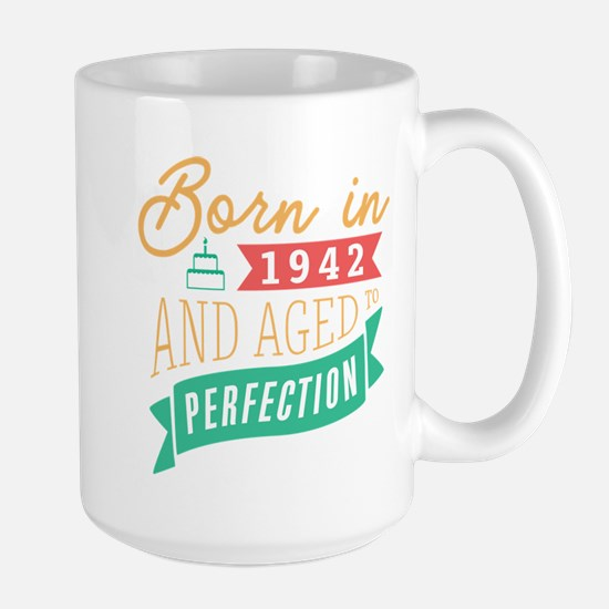 1942 Aged to Perfection Mugs