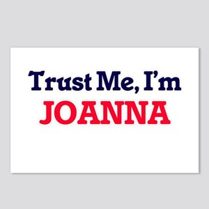 Trust Me, I'm Joanna Postcards (Package of 8)