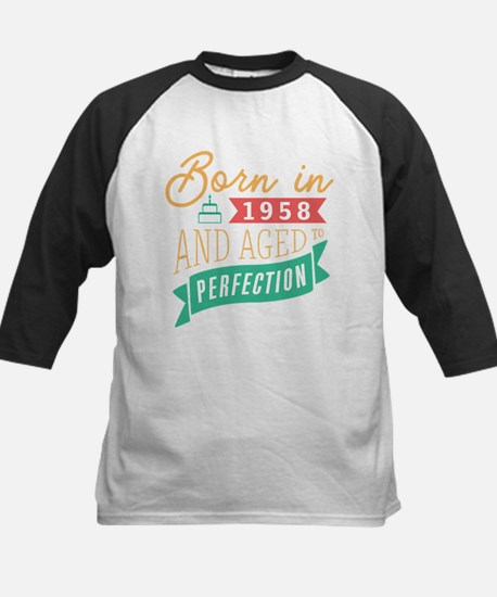 1958 Aged to Perfection Baseball Jersey