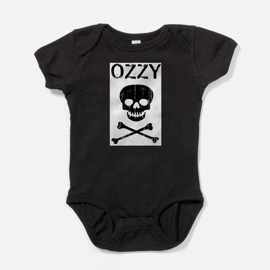 Unique Ozzy Baby Bodysuit