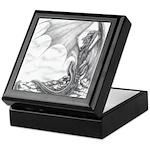 """Watch Dragon"" Dragon Drawing Keepsake Box"
