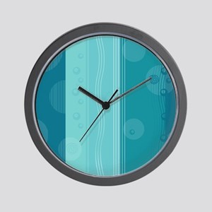 Abstract Modern Nautical Design Wall Clock