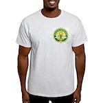 Master Gardener Seal Light T-Shirt