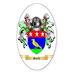Stelli Sticker (Oval 10 pk)