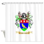 Stellacci Shower Curtain