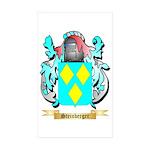 Steinberger Sticker (Rectangle 50 pk)