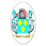 Steinberger Sticker (Oval)