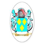Steinberger Sticker (Oval 10 pk)