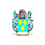 Stehnmann Sticker (Rectangle 50 pk)