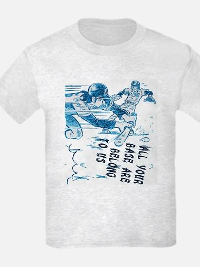 Japanese Baseball T-Shirt