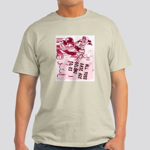 Japanese Baseball Light T-Shirt