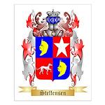 Steffensen Small Poster