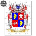 Steffensen Puzzle