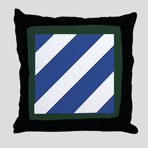 SSI - 3RD INFANTRY DIVISION Throw Pillow