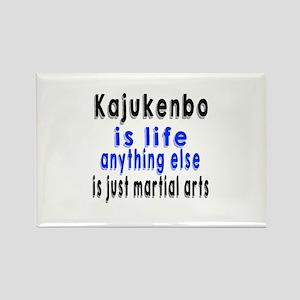 Kajukenbo Is Life Anything Else I Rectangle Magnet