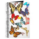 Beautiful Butterflies Journal
