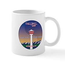 Fall Ball 2016 Logo Small Mug Mugs